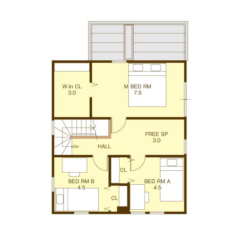 2階のフリースペース兼キッズスペース