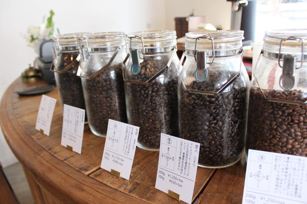 札幌・石田珈琲店のコーヒー豆